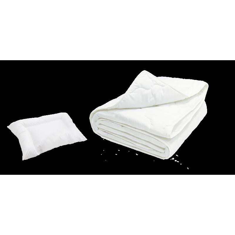 Комплект FOXY / ФОКСИ. Детское одеяло и подушка
