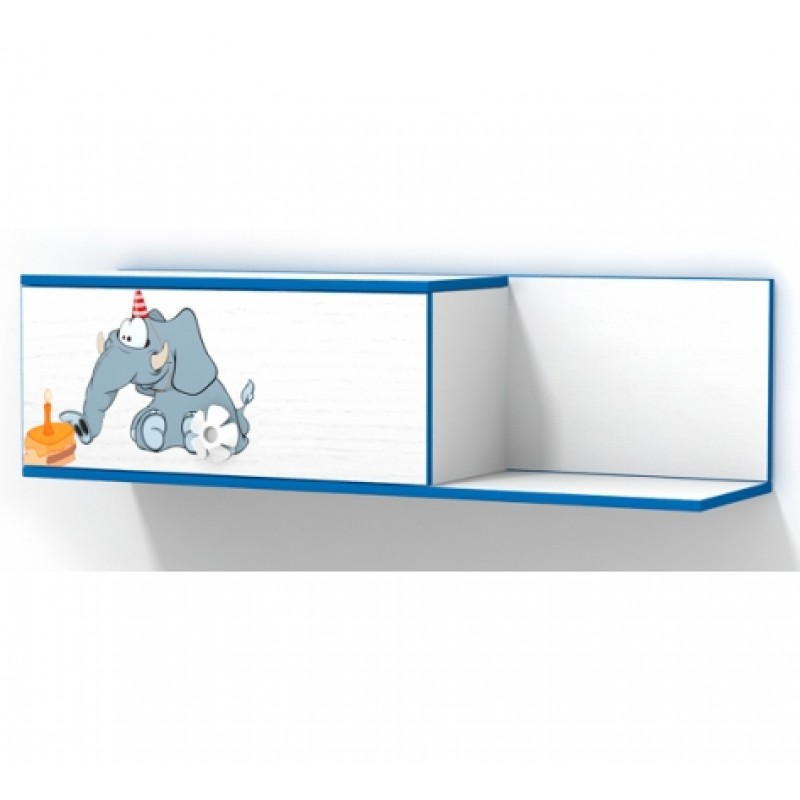 Полка навесная Elephant/Слоник