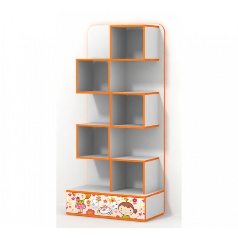 Пенал с ящиком Mandarin (Мандаринка)