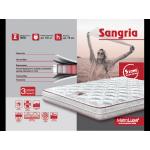 Матрас Four Red Sangria / Сангрия